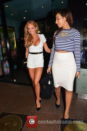 Aisleyne Horgan-Wallace - Gala screening of 'The Stag' at the Vue Leicester Square - Departures - London, United Kingdom -...