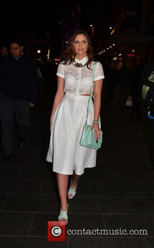 Jacqueline Jossa - Gala screening of 'The Stag' at the Vue Leicester Square - Departures - London, United Kingdom -...