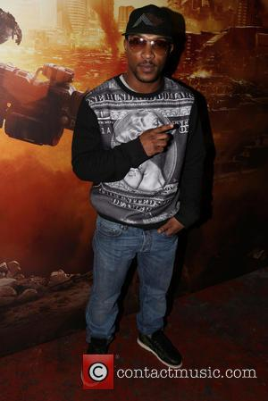 Ashley Walters - Titanfall UK Launch Party at the Boiler House in the Old Truman Brewery. Celebrities and fans played...