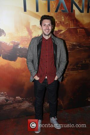 Blake Harrison - Titanfall UK Launch Party at the Boiler House in the Old Truman Brewery. Celebrities and fans played...