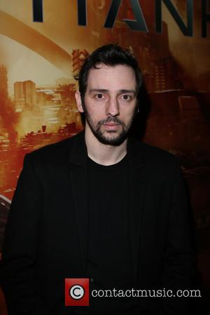 Ralf Little - Titanfall UK Launch Party at the Boiler House in the Old Truman Brewery. Celebrities and fans played...