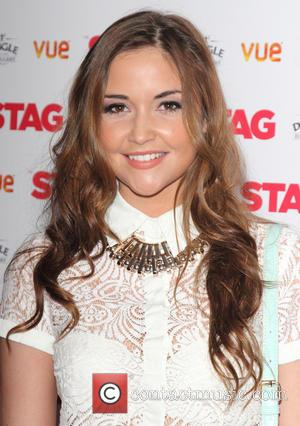 Jacqueline Jossa - Gala screening of 'The Stag' at the Vue Leicester Square, London - London, United Kingdom - Thursday...
