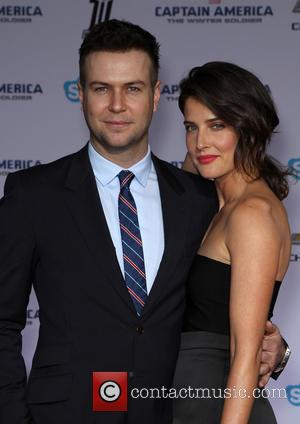 Cobie Smulders and Taran Killam