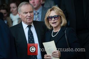 Jeffrey Archer and Felicity Kendal