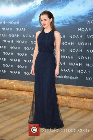Emma Watson - German Premiere of 'Noah' at Zoo Palast movie theater. - Berlin, Germany - Thursday 13th March 2014