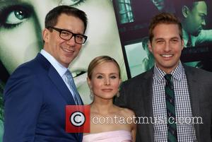 Rob Thomas, Kristen Bell and Ryan Hansen