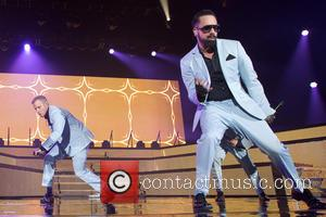 A.j. Mclean, Brian Littrell and Backstreet Boys