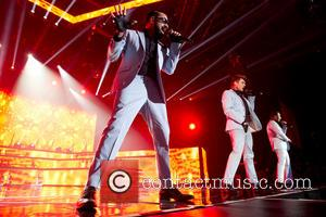 Backstreet Boys - Backstreet Boys perform live at Scandinavium - Gothenburg, Sweden - Friday 14th March 2014
