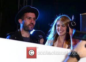 Dj A-trak and Kate Upton