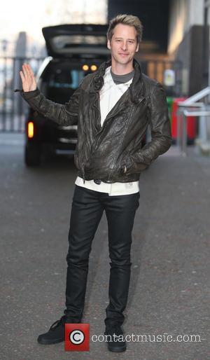Chesney Hawkes - Chesney Hawkes outside ITV Studios - London, United Kingdom - Friday 14th March 2014