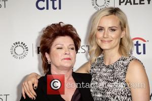 Kate Mulgrew and Taylor Schilling - 2014 PaleyFest presentation of 'Orange Is the New Black' held at the Dolby Theatre...