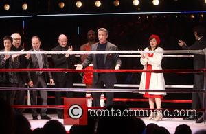 Lynn Ahrens, Thomas Meehan, Stephen Flaherty, Steven Hoggett, Terence Archie, Sylvester Stallone, Margo Seibert and Alex Timbers