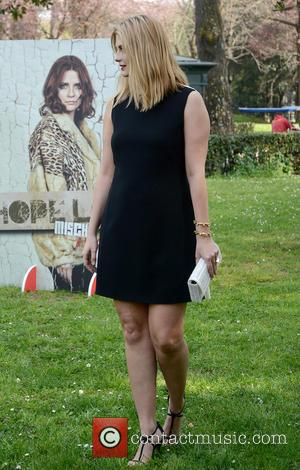 Mischa Barton - Mischa Barton attends a photocall for her new film 'Hope Lost' at Casa del Cinema in Rome...