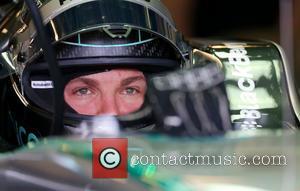 Nico Roseberg - 2014 Formula 1 Australian Grand Prix - Melbourne, Australia - Saturday 15th March 2014