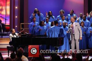 Donnie Mcclurkin, Yolanda Adams and Candice Glover