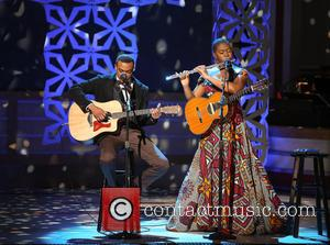 India Arie and Jonathan Mcreynolds