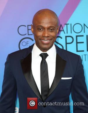 Kem - BET's 2014 Celebration Of Gospel event held at the Orpheum Theatre - Arrivals - Beverly Hills, California, United...