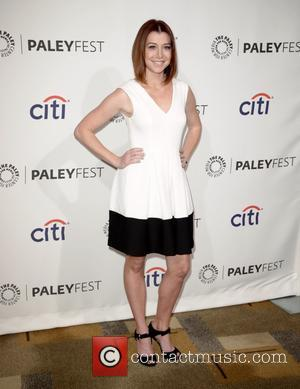 Alyson Hannigan - Celebrities attend 2014 PaleyFest presentation of 'How I Met Your Mother' Series Farewell at The Dolby Theatre....