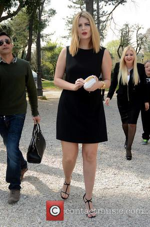 Mischa Barton - Photocall for the new film 'Hope Lost' held at Casa del Cinema in Rome - Rome, Italy...