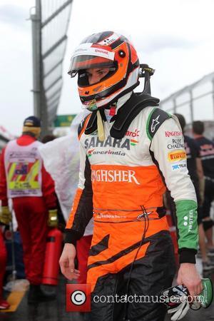 Nico Hülkenberg - 2014 Formula 1 Australian Grand Prix - Day 2 - Melbourne, Australia - Saturday 15th March 2014