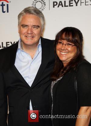 The , Michael Harney and His wife