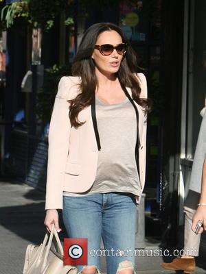 Tamara Ecclestone Is A First Time Mum