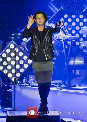 One Republic - One Republic performing live in concert at the Roundhouse - London, United Kingdom - Sunday 16th March...