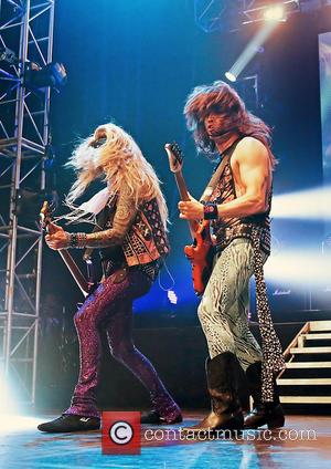 Lexxi Foxx and Satchel