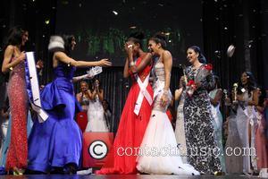 Joyce Giraud, Ivette Saucedo, Ariel Diane King and Tatiana Delgado