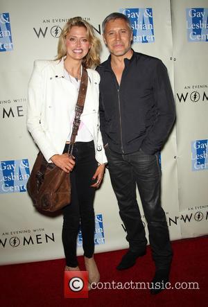Estella Warren and Max Ryan -