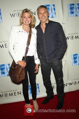 Estella Warren and Max Ryan