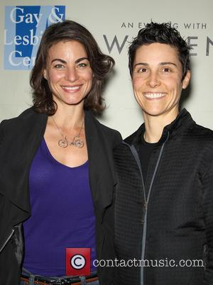 Traci Dinwiddie and Girlfriend
