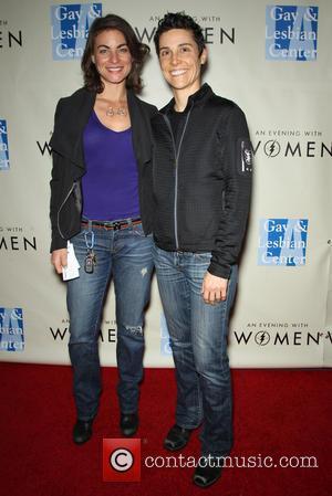 Traci Dinwiddie and Girlfriend
