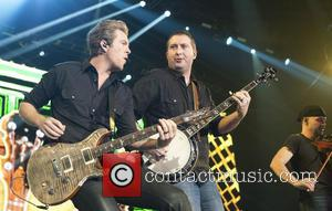 Rascal Flatts - Country 2 Country held at the O2 Arena - Day 2 - Performances - London, United Kingdom...