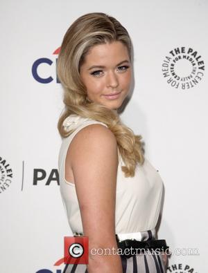 Sasha Pieterse - 2014 PaleyFest presentation of 'Pretty Little Liars' held at The Dolby Theatre - Los Angeles, California, United...