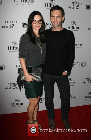 Courteney Cox and Boyfriend Johnny Mcdaid