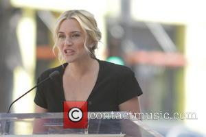 Kate Winslet Thrilled With Walk Of Fame Turn-out So Soon After Earthquake