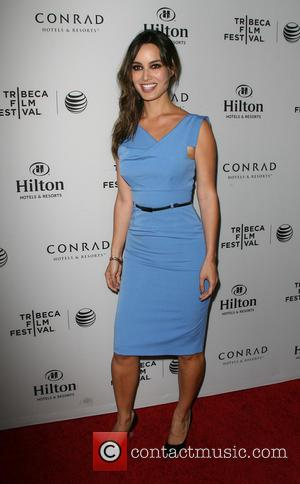 Bérénice Marlohe - Los Angeles Celebration of The 2014 Tribeca Film Festival held The Beverly Hilton Hotel - Los Angeles,...