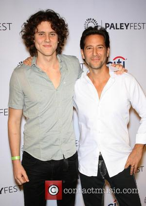 Henry Ian Cusick and Guest