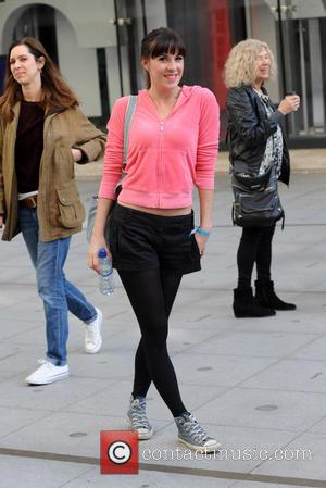 Verity Rushworth - BBC Radio 1 Sport Relief event outside Broadcasting House - London, United Kingdom - Monday 17th March...