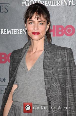 Amanda Peet - New York Premiere of 'Game of Thrones' Season 4 held at Avery Fisher Lincoln Center - Arrivals...