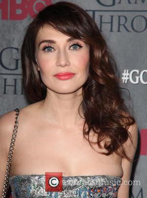 Carice van Houten - New York Premiere of 'Game of Thrones' Season 4 held at Avery Fisher Lincoln Center -...