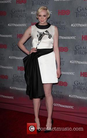 Gwendoline Christie - New York Premiere of 'Game of Thrones' Season 4 held at Avery Fisher Lincoln Center - Arrivals...