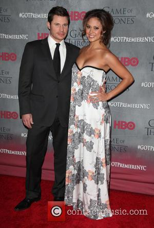 Nick Lachey and Vanessa Lachey - New York Premiere of 'Game of Thrones' Season 4 held at Avery Fisher Lincoln...