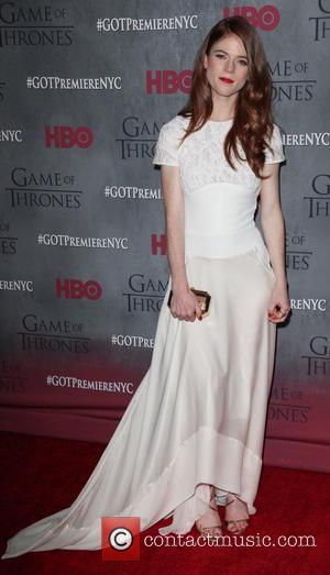 Rose Leslie - New York Premiere of 'Game of Thrones' Season 4 held at Avery Fisher Lincoln Center - Arrivals...