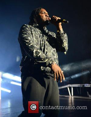 Pusha T - Pusha T performs as the opening act for 2 Chainz at The Fillmore Miami Beach as part...