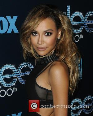 Naya Rivera - The 100th episode celebration of GLEE at Chateau Marmont in West Hollywood at Chateau Marmont - West...