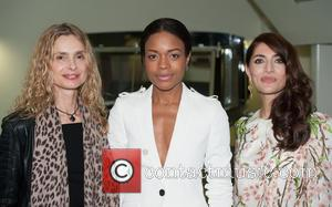 Maryam D'abo, Naomie Harris and Caterina Murino