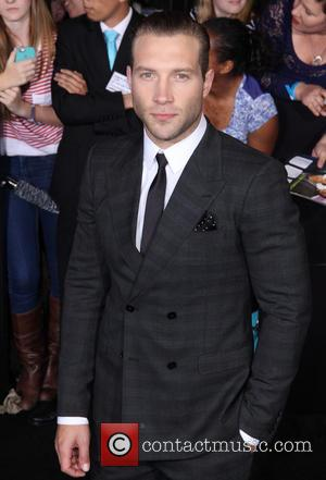 Jai Courtney - Premiere of 'Divergent' held at the Regency Bruin Theatre - Arrivals - Los Angeles, California, United States...