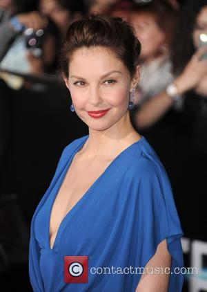 Ashley Judd - Premiere of 'Divergent' held at the Regency Bruin Theatre - Arrivals - West Hollywood, California, United States...
